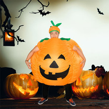 Novelty Pumpkin Inflatable Costumes Men'S Women'S Children'S Halloween Costumes Party Cosplay  Inflatable Clothing
