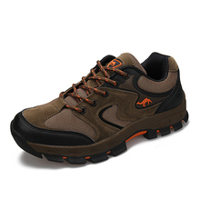 Selling Tracking Shoes Men Wearable Mountain Shoes Men Autumn/Winter Man Mountain Sneakers Anti-Slip Mens Sport Shoes Sneakers
