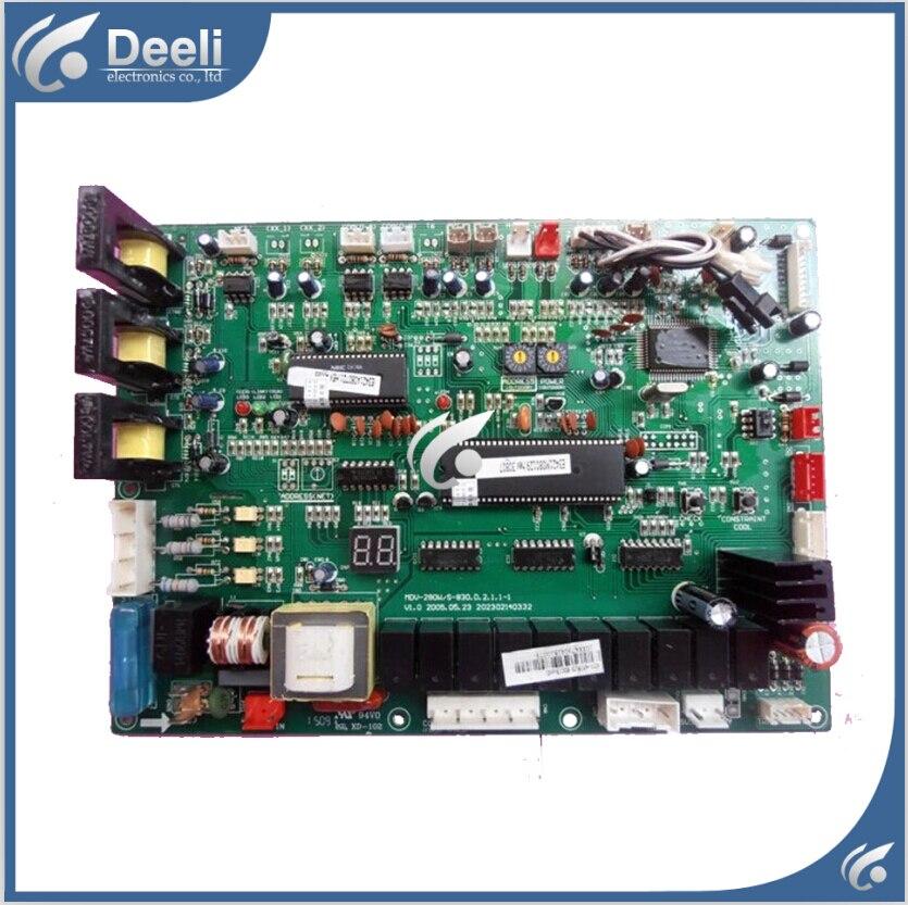 97% new Original for Midea air conditioning Computer board MDV-450W/S-830 circuit board мыльница iddis edifice матовое стекло хром edimbg0i42