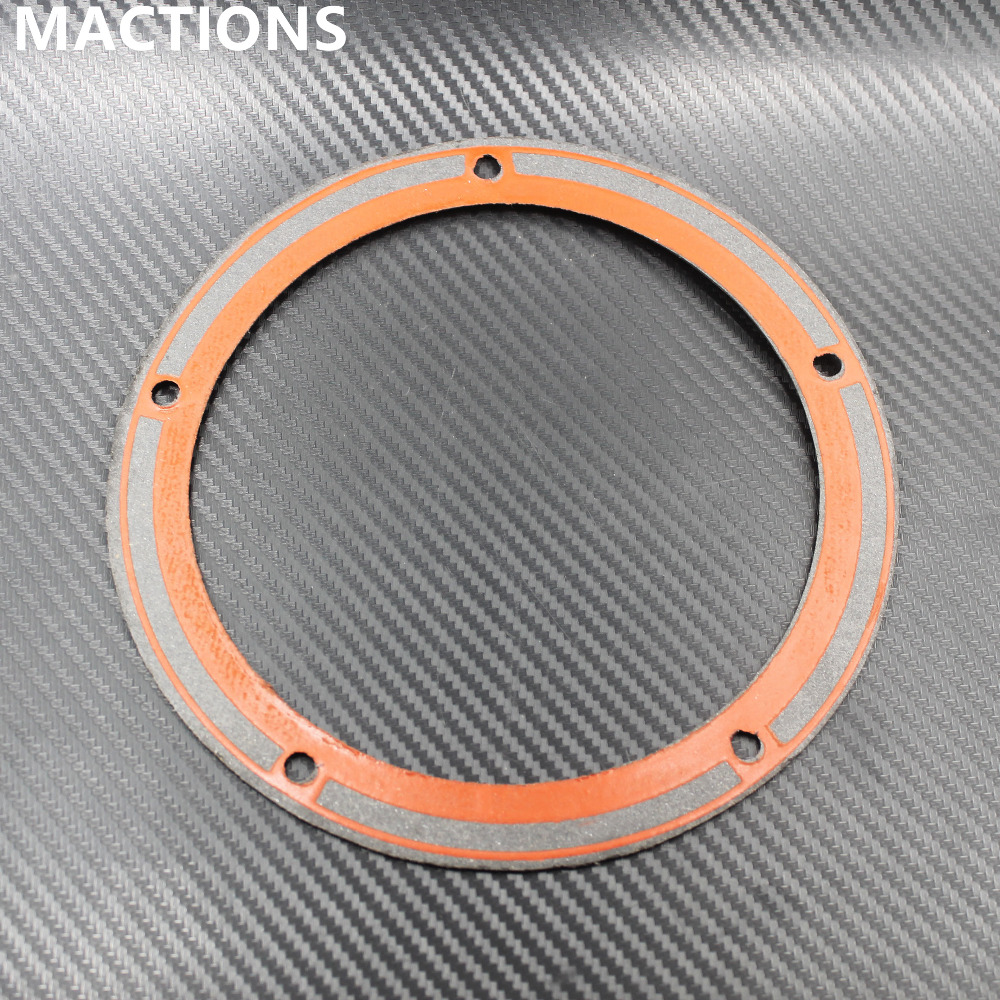MACTIONS Derby Cover Gasket Ring Twin Cam For Harley Softail Touring Dyna Road Street Electra Glide Fatboy Fxd 99-14 2015 2016MACTIONS Derby Cover Gasket Ring Twin Cam For Harley Softail Touring Dyna Road Street Electra Glide Fatboy Fxd 99-14 2015 2016
