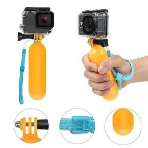 Image 5 - Универсальный аксессуар SHOOT для экшн Камеры GoPro Hero 9 8 7 6 5 Black Xiaomi Yi Lite 4K + Sjcam Eken H9 GoPro Hero 8, аксессуары