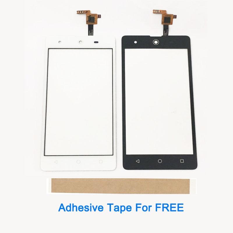 5.0 Inch For BQ BQS-5050 Strike Selfie BQS5050 BQ-5050 BQ5050 Touch Screen Sensor Glass Digitizer Front Glass With Adhesive Tape