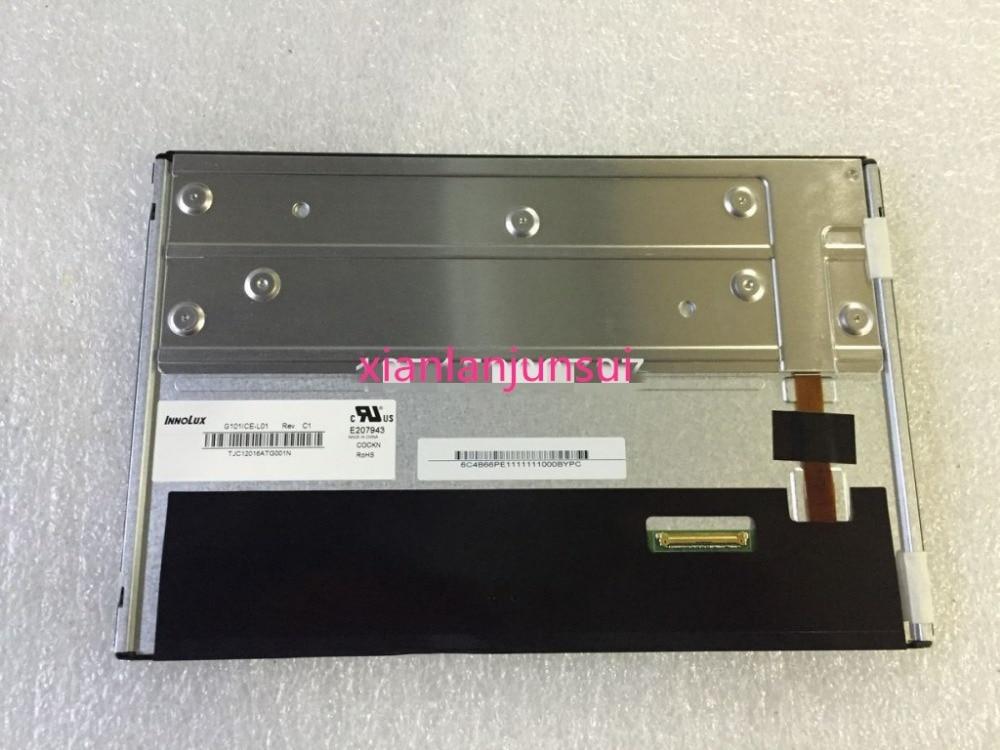 10.1 inch G101ICE-L01 LCD screen resolution 1280*800 brightness 50010.1 inch G101ICE-L01 LCD screen resolution 1280*800 brightness 500