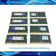 """Original RAM 4GB 8GB 1333 1600 DDR3L Speicher für Macbook Pro 13 """"A1278 A1286 A1181 A1342 Speicher ram Memoria sdram Laptop Notebook"""