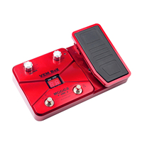 Mooer VEM Box Vocal Multi Effects Processor Effect Pedal 16 Seconds Phrase Looper Vocoder Function Patch