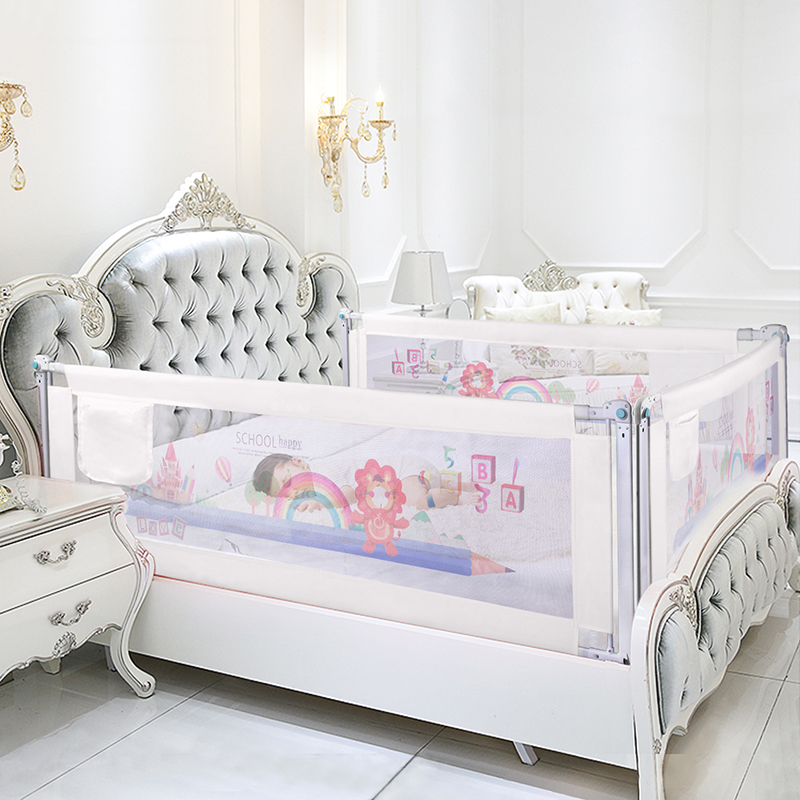 Baby Bed Fence Home Kids playpen Safety Gate Products child Care Barrier for beds Crib Rails Security Fencing Children Guardrail-in Gates & Doorways from Mother & Kids    1