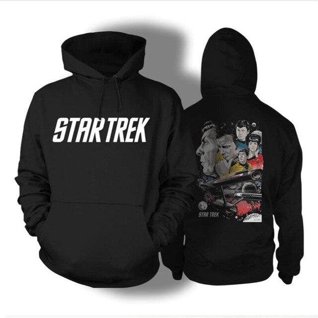 Толстовка Звездный Путь Star Trek 2