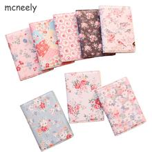 2019 Fashion Floral Print PU Leather Passport Holde,Passport Cover for Travel Card Holder Bag, 22 Style for choose,size 14*10cm