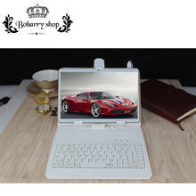 BOBARRY 10inch laptop K10SE Octa Core 2.0GHz Ram 4GB Rom 128GB Android 5.1 Phone Call Tablet PC Computer 4G LTE / WCDMA / GPS