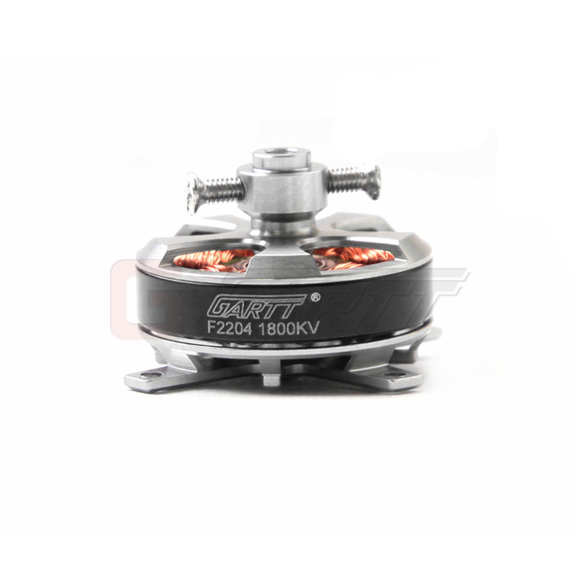 GARTT F2204 1800KV Brushless Motor For KT F3P RC Fixed-wing Aeroplane Airplane 2403 rc brushless outrunner sparrow hobby motor 1500kv 1800kv for f3p 3d airplane