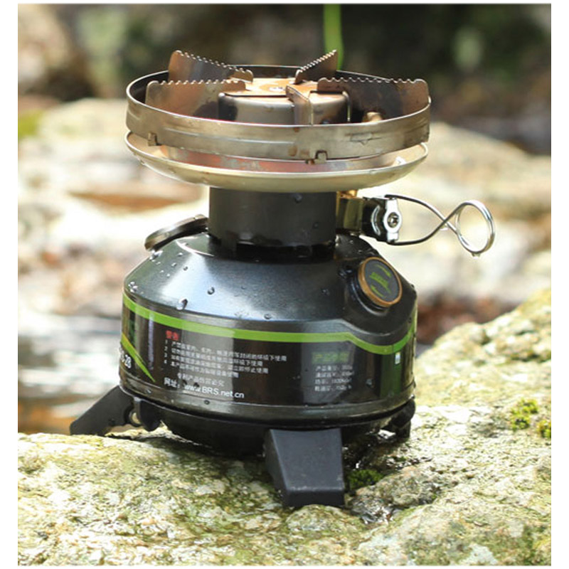 BRS Gasoline Stove Non preheating Camping Stove Outdoor Stove Field Furnace BRS-28 brs 29 free shipping camping outdoor stove gasoline stovesimple oil stove non preheating stove