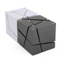 Lofree Qone7 EDGE Portable Mini Bluetooth Speaker LED 3W Stereo Sound Box Mp3 Player Subwoofer Speakers