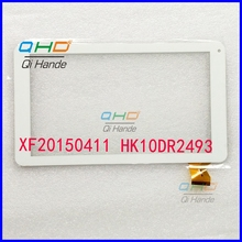 For XF20150411 HK10DR2493 10.1 Inch New Touch Screen Panel Digitizer Sensor Repair Replacement Parts Free Shipping