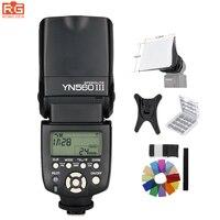 Yongnuo YN 560III Professional Flash Speedlight Flashlight Yongnuo YN 560 III For Canon Nikon Pentax Olympus