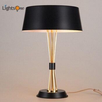 Postmodern minimalist living room study table light desk lamp Nordic art designer creative luxury table lamp
