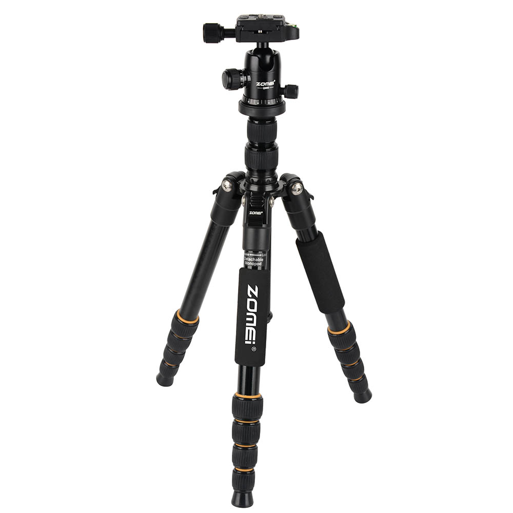 Zomei Q666 trípode profesional para cámara réflex digital trípode - Cámara y foto - foto 2