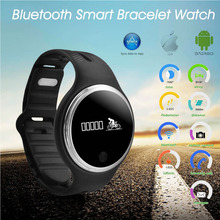 Smart Wristband E07 Waterproof Passometer Fitness Tracker Bluetooth Sync Bracelet For Android&IOS Smart band Wearable Devices