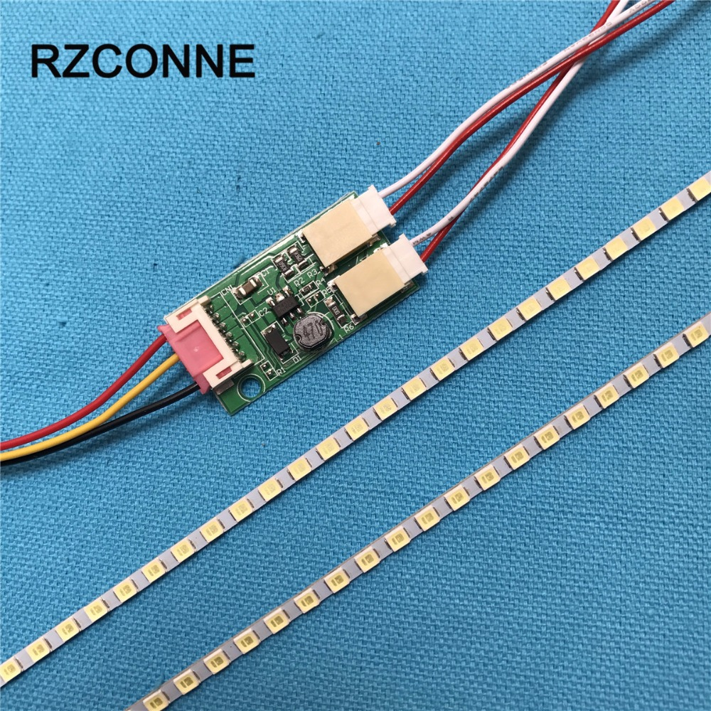 Quality In 50pcs Ccfl Lamps Wire Cable 60cm With 2pin Connector Support 8-19 Inch Lcd Laptop Excellent