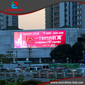 Commercial Large Advertisement LED Panel / Construct Building LED Billboard