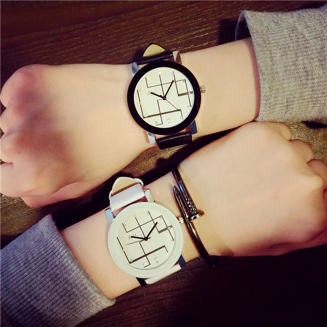 2017 hot sale fashion watch women dress watches unisex man casual clock luxury brand leather band dress ladies high quality high quality 2017 new design luxury brand man watch unisex fashion pu leather band quartz analog wrist watches watch hot sale