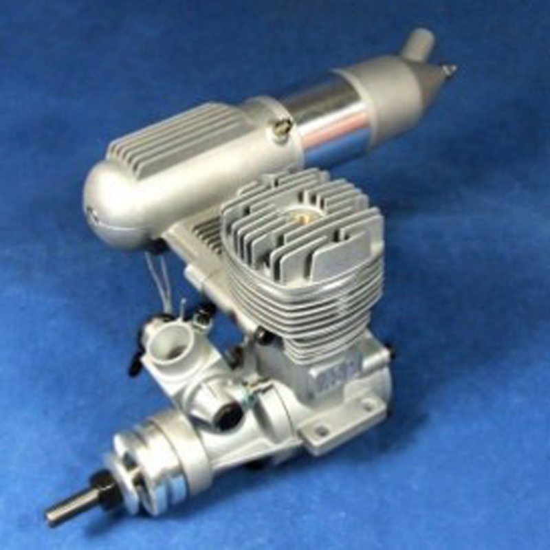 ASP 2 Stroke S52AII 8.5cc 1.46/17500 Output Power Nitro Engine for RC Airplane ...