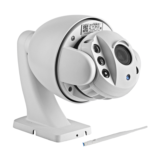 OwlCat HD 4G Phone SIM Card PTZ Speed Dome IP Camera 1080P Outdoor 5X Optical Zoom SD Card Night Vision IR CCTV P2P Camara