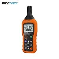 Protmex MS6508 Digital Temperature Humidity Meter Digital Psychrometer Thermometer Hygrometer Humidity Monitor
