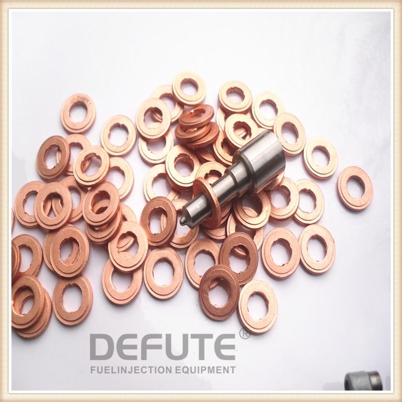 (7.1*15*2.0) F00VC17504 Common Rail Injector Copper Washer F 00V C17 504 nozzle copper washer (F00V C17 504)