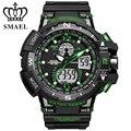 2017 Luxury Brand Sport Watch Men LED Analog Digital Watch Swim Waterproof Army Military Watches Men's Casual Quartz Wristwatch