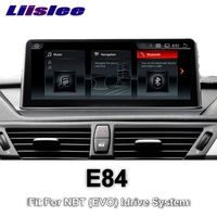 For BMW X1 E84 2009~2015 LiisLee Car Multimedia GPS Audio Hi Fi Radio Stereo Original Style For NBT Idrive Navigation NAVI