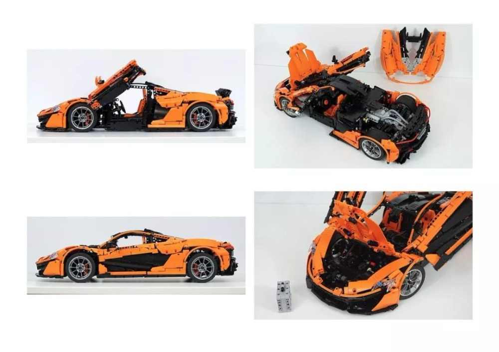 Detail Feedback Questions About New 2018 Lepin 20087 Technic
