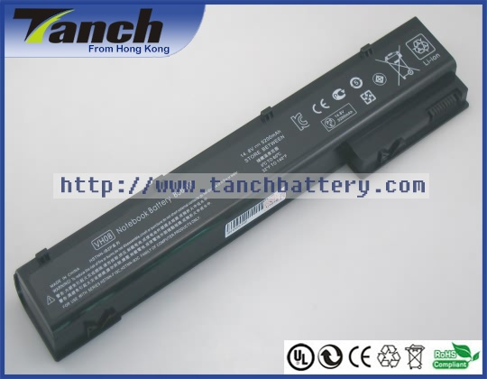 Laptop battery for HP VH08XL 632114-141 HSTNN-IB2Q EliteBook 8560w (QC906EP) (H0Q61EP) 8570w (C9S58EC) 14.4V 8 cell
