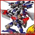 100% Original Tokusatsu Revoltech Optimus Prime Action Figure-Jet Asa Equipada