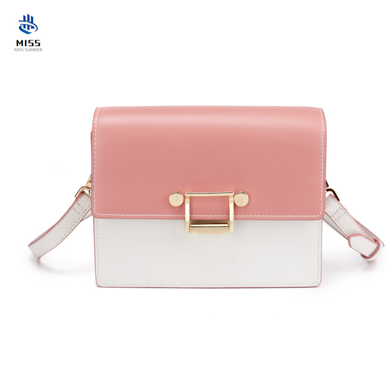 2019 spring new womens bag Fashion design pouch Cow Leather shoulder messenger bags Luxury Cowhide square bag bolsa feminina  2019 spring new womens bag Fashion design pouch Cow Leather shoulder messenger bags Luxury Cowhide square bag bolsa feminina