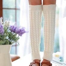Women's Winter Knit Leg Warmers