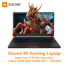 Xiaomi Mi Gaming Laptop Windows 10 Intel Core I7-8750H 16GB