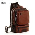 2016 Designed Fashion Men Bags Travel Crossbody Shoulder Bag Men Diagonal Package Rucksacks Fashion Casual Male Backpack