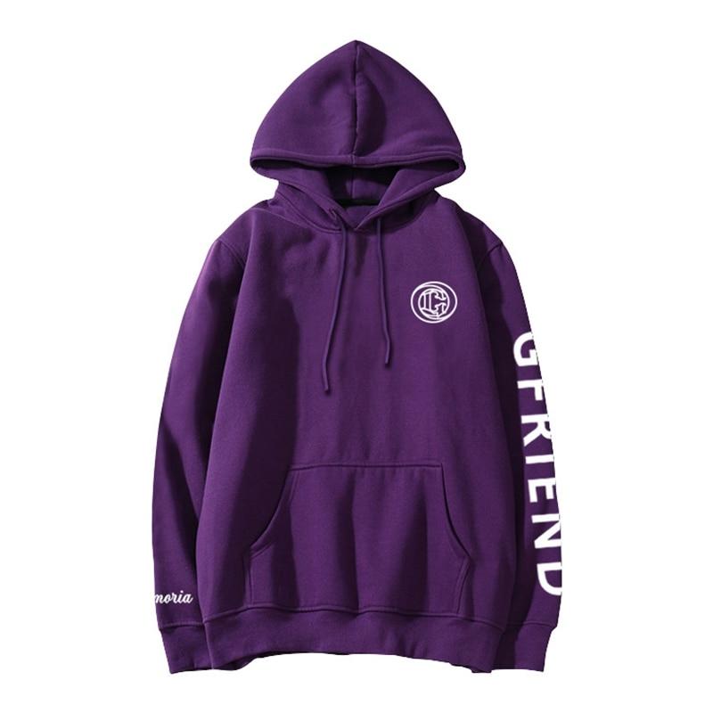 Kpop GFRIEND Cap Hoodie sweatshirts Women Men Jumper Pullover unisex hoody sweatshirt Fans Gift New (4)