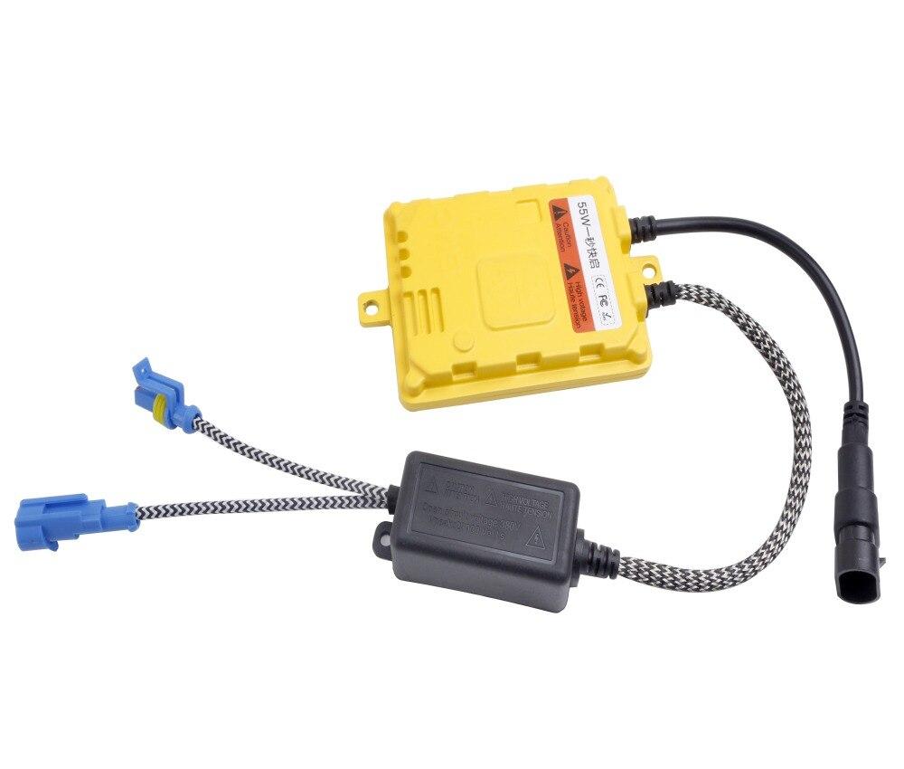 MGTV LIGHT Bombilla HID de inicio rápido Kit de conversión de - Luces del coche - foto 6