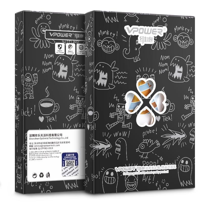 Meizu M5 Note Case Cover Vpower 3D Relief Luxury Soft - Reservdelar och tillbehör för mobiltelefoner - Foto 5