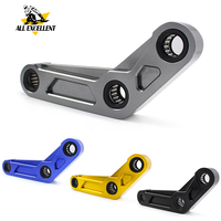 Motorcycle CNC Aluminum 30mm Adjustable Lowering Link Kit for 2014 2018 YAMAHA MT 07 FZ 07 MT 07 MOTO CAGE XSR700 TRACER700