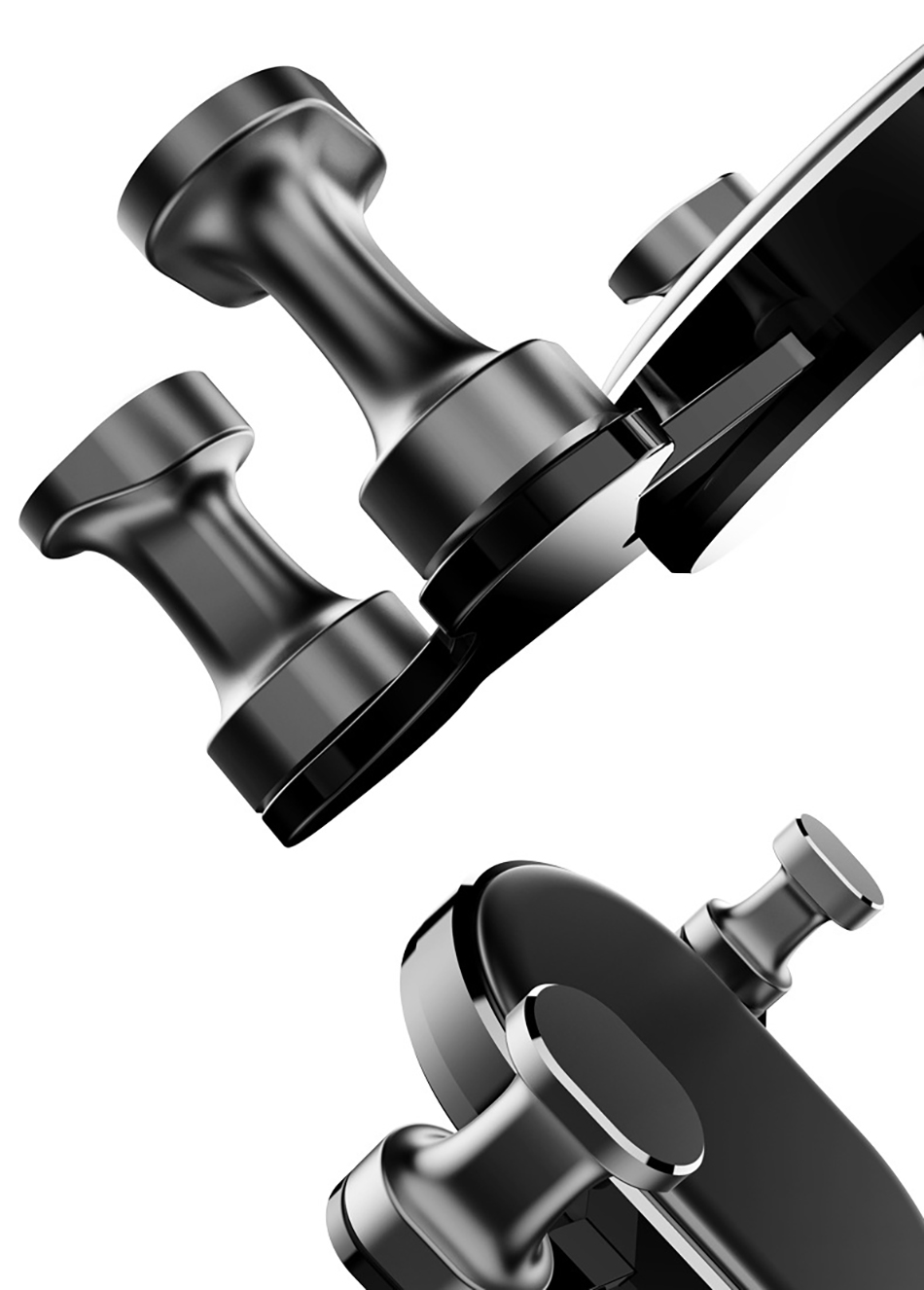 !ACCEZZ Universal Gravity Car Phone Holder In Car Air Vent Mount Stand For iPhone 6 7 8 X XS Samsung Xiaomi Mobile Phone Bracket (13)