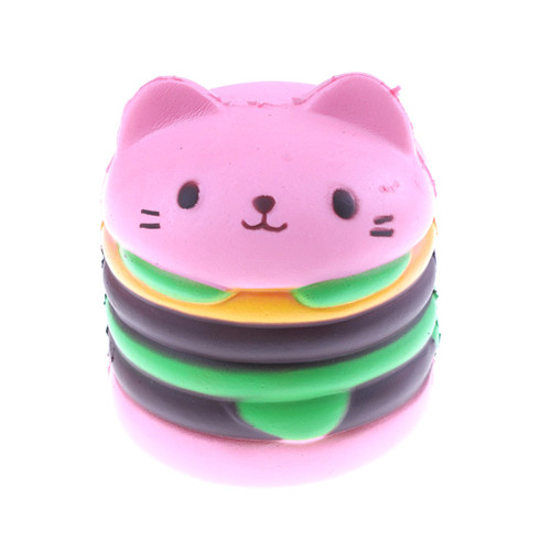 Mobile Phone Accessories Cellphones & Telecommunications Confident Etmakit Squishy Cute Cat Claw Antistress Ball Squeeze Joke Rising Abreact Soft Sticky Squishy Stress Relief Phone Straps Grade Products According To Quality