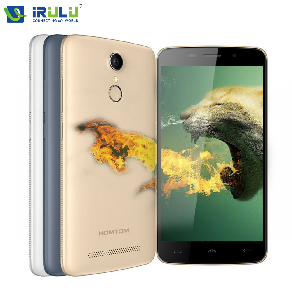 Original HOMTOM HT17 HT17 Pro 4G Smartphone Android 6 0 Mobile Phone MTK6737 1280x720 HD 8