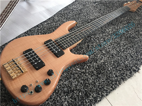 custom shop popular 5 strings f bass best china factory bass guitar aaa flame top free shipping. Black Bedroom Furniture Sets. Home Design Ideas
