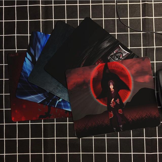 Make Your Own Amazing Mouse Pad Naruto Uchiha Itachi Anbu Helmet