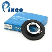 Pixco PTX110 M4/3 עדשת מתאם חליפת עבור Pentax 110 PTX110 עדשה כדי חליפה עבור מיקרו ארבעה שלישים 4/3 מצלמה