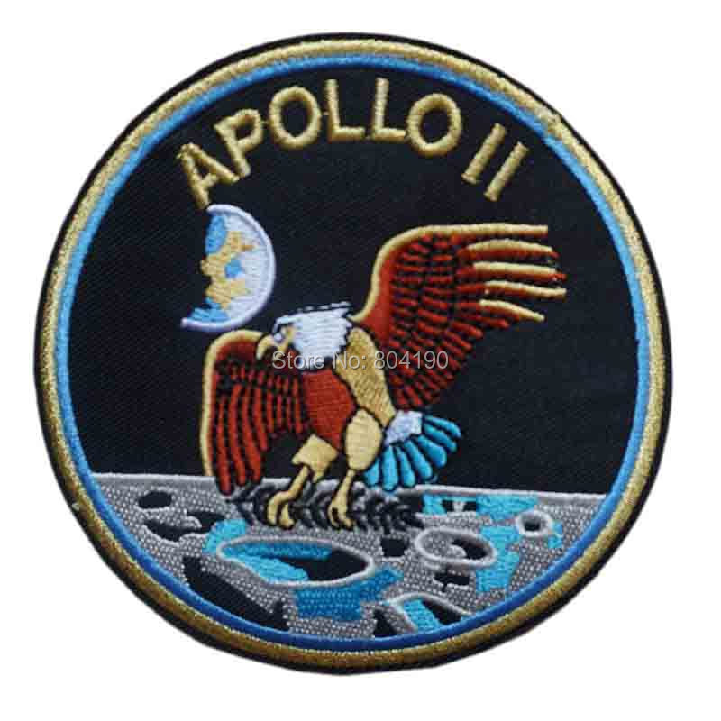 neil armstrong mission name patch -#main
