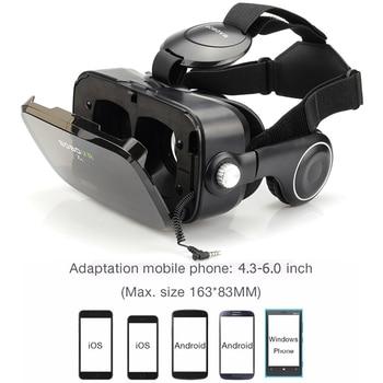 Virtual Reality goggle 3D VR Glasses Original BOBOVR Z4/ bobo vr Z4 Mini google cardboard VR Box 2.0 For 4.0-6.0 inch smartphone 1