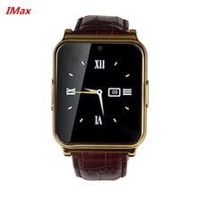 Freies dhl großhandel w90 bluetooth smart watch wrist smartwatch für samsung s4/note2/3 für xiaomi android phone smartphones